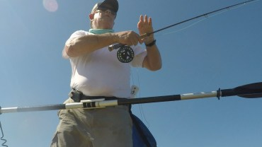 SS 3 pass rod to casting hand